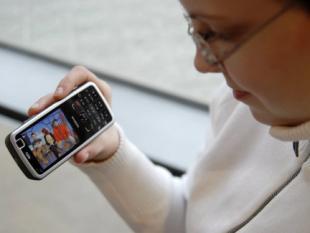 Mobiele televisie: voor vakantie en in bed