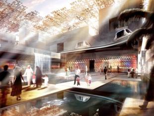 Masdar: groene stad van de toekomst dichtbij