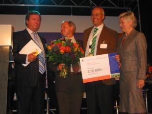 En de winnaar van de Herman Wijffels Innovatieprijs is...