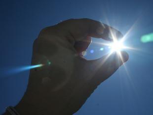 Zonne-energie komt - lokaal - van de grond