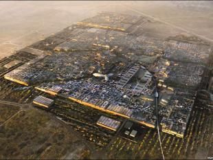 15 miljard voor groen Abu Dhabi
