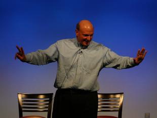 Steve Ballmer voorspelt vijfde IT-revolutie