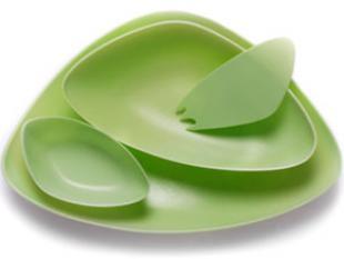 Nieuw bioplastic kan gewoon in de groenbak