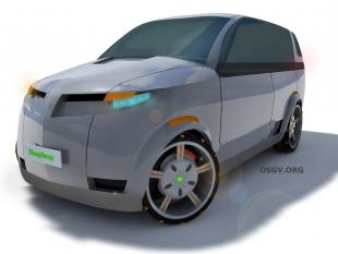 Ook een auto ontwerp je tegenwoordig open source