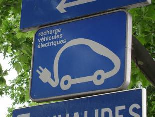 Israël massaal over op elektrische auto
