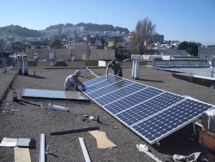 Hernieuwbare energie tegenwicht voor dure olie