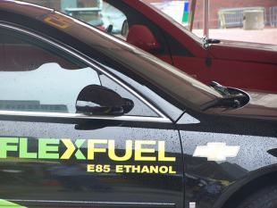 Verovert biobrandstof E85 nu Europa?