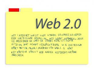 Delen en samenwerken met web 2.0
