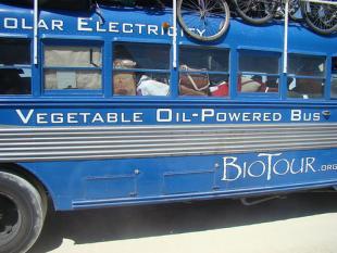 Biobrandstofproductie draait volop