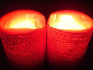 Het Tweede Lichtje maakt kaarsen uit afval