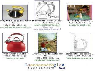 Googlen verspillend?
