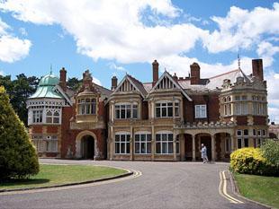 Bletchley Park redde Europa, wie redt Bletchley Park?