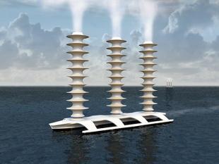 Geo-engineering tegen de opwarming van de aarde