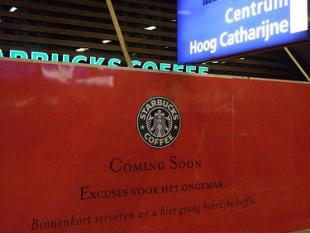 Online communities dragen bij aan Nederlands succes Starbucks