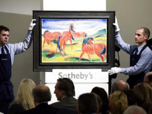 Investering in kunst levert minder op dan aandelen