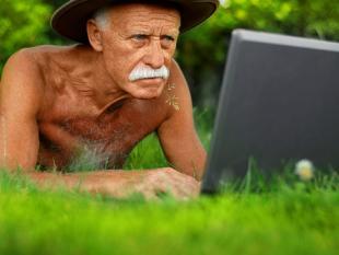 Leeftijd maakt voor computervaardigheid niet uit