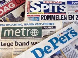 Haal de krant door de relevantie-machine