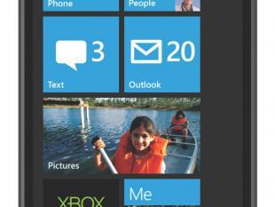 Aan Windows Phone 7 Series is alles nieuw