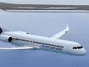 Maakt de Fokker F100NX een kans?