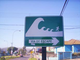 Tsunami-waarschuwing moet op de schop