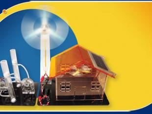 Brandstofcel verwarmt het huis van de toekomst
