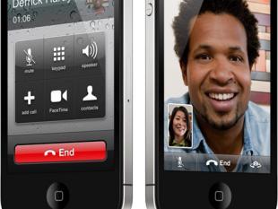 iPhone 4 brengt videobellen