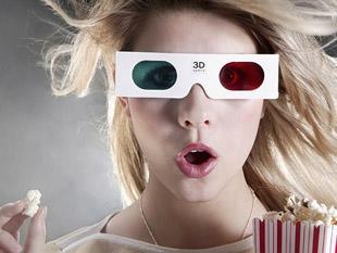Televisie gaat 3D
