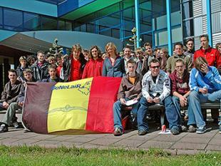 Belgen zijn een begrip aan de TU Delft