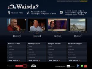 Kijkers werken met taggingspel aan tv-archief