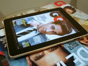 Waarom de verkoop van iPad tijdschriften daalt