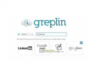 Met Greplin je online leven doorzoeken
