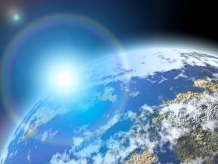 Landbouw bespieden vanuit de ruimte