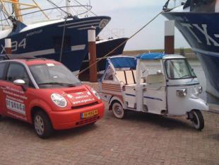 Autovrij Vlieland? Elektrisch Texel!