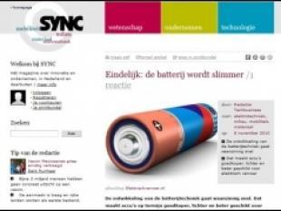 Sync zoekt nieuwe schrijvers