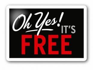 Wat op internet staat is gratis