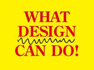 Design kan de wereld verbeteren