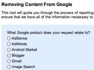 Google verwijdert zoekresultaten bij klacht auteursrechten