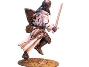 Hardlopen in een harnas, dat lukt geen ridder
