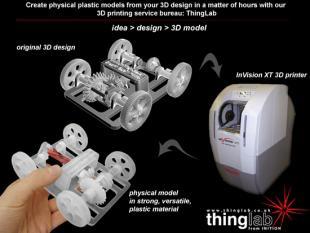3D printen: revolutie of de nieuwe Napster?