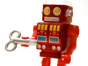 De redacteur-robots komen eraan