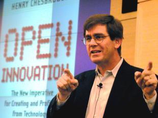 Open Innovatie van diensten: de tips van Chesbrough