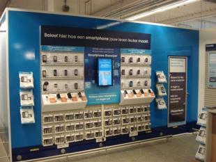 Innovatie in de winkelstraat: shop-in-shop