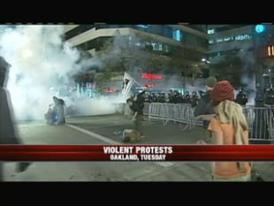 Occupy Wall Street: Escalaties door politiegeweld Oakland