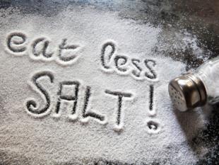 Brood met de helft minder zout wordt gewoon gegeten