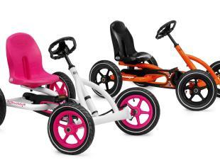 Van jongenshobby tot miljoenenbedrijf: Berg Toys skelters