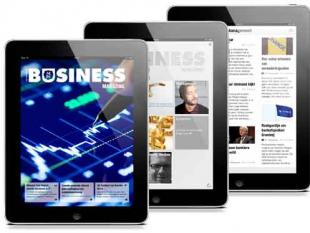 Sync.nl via NLinBusiness op iPad