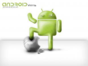 Android heeft nog lang niet gewonnen