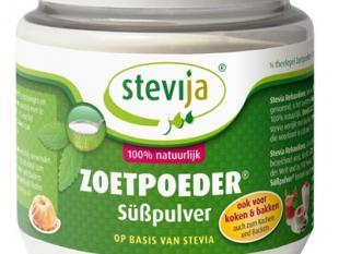 Stevia, het alternatief voor ziekmakend suiker