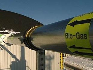 Eerste biogasrotonde van Nederland voor Zeewolde