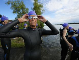 Gezonder oud worden met triatlon